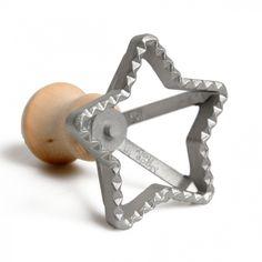 Afbeelding van Uitsteekvorm voor pasta, ster, Ø 7 cm
