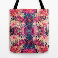 Loves me maybe Tote Bag by Kristy Patterson Design - $22.00
