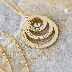 You are Braver Than You Believe for Mom Daughter Jewelry 18K Gold Plated Gifts Necklace Name for Wife to My Essie Always Remember That Mommy Love You