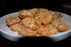 Paleo Coconut Shrimp-trying these with almond flour instead of walnut flour....whatever the heck that is