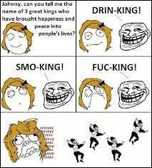 Three Kings of #Happiness ..  #Troll    #SHOT