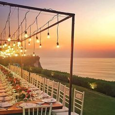 44 Best Sunset wedding theme images in 2018 | Decoration