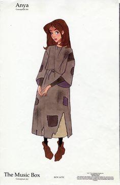 Annyastasia Nikoleavna Romanova - 1997 theatrical film (1997) - title role
