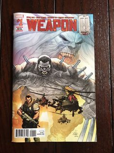 Weapon H 1 May 2018