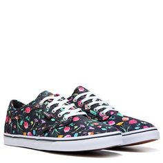 Vans Atwood Low Sneaker Watercolor Floral Skate Shoes 30e0baa23fa