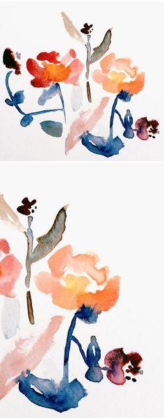 kiana mosley - watercolors