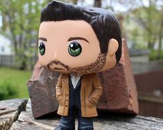 Custom Supernatural Funko Pop Mick Davies