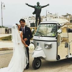 Wedding in Polignano...  https://www.facebook.com/polignanomadeinlove/  http://www.polignanomadeinlove.com/turismo-polignano/it/servizi/matrimoni-made-in-love.html #polignanomadeinlove #ilovepolignanoamare #experiencemadeinlove #ApeWedding #calessinomadeinlove #weddinginpolignano #WeAreInItaly #WeAreInPuglia #WeAreInPolignano #discoveringpuglia