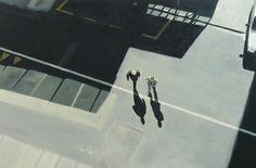 """Saatchi Online Artist Matthew Carter; Painting, """"Crossing"""" #art"""
