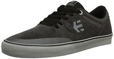 Etnies Men's Marana Vulc Skateboard Shoe - http://shop.dailyskatetube.com/product/etnies-mens-marana-vulc-skateboard-shoe/ -  The Marana Vulc is a slimmer version of the moment classic Marana that may be built on a vulcanized outsole. The rubber printed toe cap offers durability and the STI evolution foam footbed supplies superb rebound and cushioning with out packing out. The mesh tongue and collar lining supply -