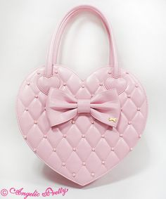 Angelic Pretty Lady Heartキルティングバッグ