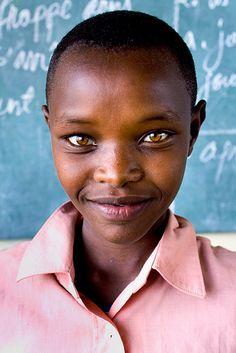 Gorgeous Eyes, Rwanda, by Estherhavens.