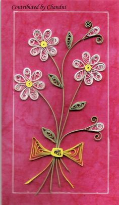 Making your own cards for every occassions! Money saver and gives you a lovely touch.