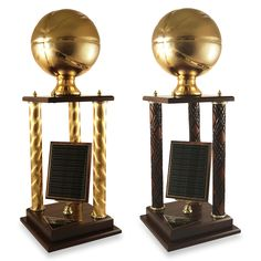 Golden Basketball Victory Trophy MarchMadness