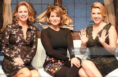 Actresses Jodie Sweetin, Candace Cameron Bure, Andrea Barber attend the premiere for 'Fuller House : Season 2' at Roppongi Hills on December 5, 2016 in Tokyo, Japan. (Photo by Jun Sato/WireImage) Roppongi Hills, Candace Cameron Bure, Fuller House, Japan Photo, Tokyo Japan, Season 2, Barber, Jun, December