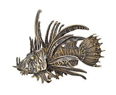 Lionfish by Curate Home Collection