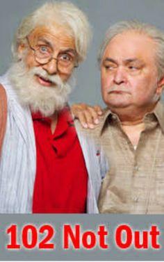 102  not out  (1st Dec 17 ) Dir Umesh Shukla story  Saumya Joshi  Music  Salim Sulaiman  starring Amitabh Bachchan Rishi Kapoor Paresh Rawal