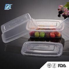 Food Plastic Containers With Lids Wholesale
