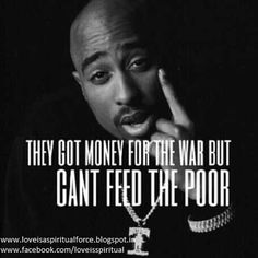 They got Money for the War Out... Cant Feed the Poor...  J'D   www.facebook.com/Loveisspiritual www.loveisaspiritualforce.blogspot.com