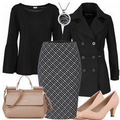 Business Outfits: ASTRID bei FrauenOutfits.de