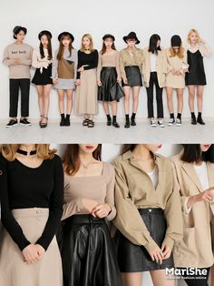 Korean Similar Look | Official Korean Fashion