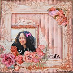My Creative Scrapbook design team member Marilyn Rivera is up today featuring our February Limited Edition Kit ! Here's Marilyn: >>>. Diy Scrapbook, Scrapbooking Layouts, Scrapbook Pages, Key To My Heart, Sketch Design, Memories, Creative, Artwork, February
