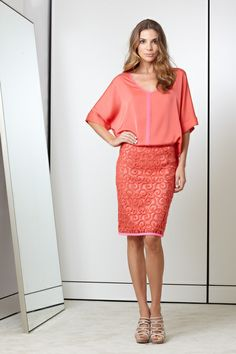 Elie Tahari - 2013   This is one of my favorite designers for a ready to wear wardrobe.