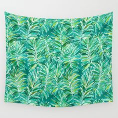 WILD JUNGLE Wall Tapestry