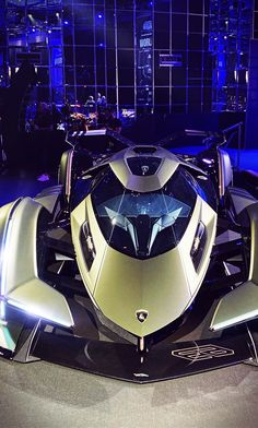 Lamborghini Lambo Vision Gran Turismo 2019 Luxury Cars, Classic Cars, Sports Car, Best Luxury Suv and Exotic Cars Top Luxury Cars, Luxury Sports Cars, Exotic Sports Cars, Cool Sports Cars, Sport Cars, Exotic Cars, Cool Cars, Lamborghini Logo, Carros Lamborghini