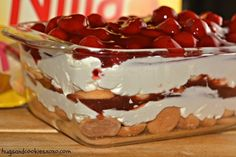cheesecake lasagna cherry
