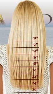 How To Beauty : How to grow 1-2 inches of your hair in a week #long_hair