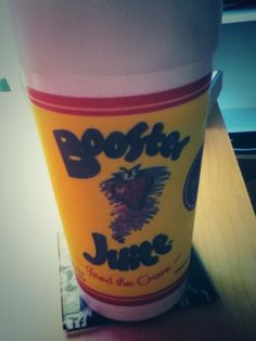 I miss Booster Juice ! Dunkin Donuts Coffee, Coffee Cups, Tooth, Planter Pots, Juice, Snacks, Products, Coffee Mugs, Juicing