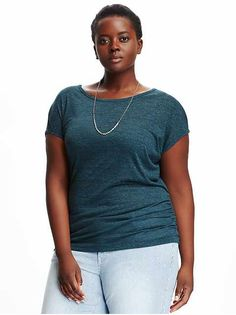 Women's Plus Size Clothes: 50% Off Tees | Old Navy