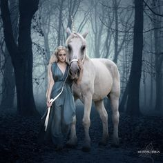 decembermonologue:    The Unicorn Mistress by *Methyss