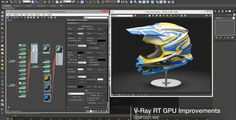 V-Ray 3.2 for 3ds Max – OverviewComputer Graphics & Digital Art Community for Artist: Job, Tutorial, Art, Concept Art, Portfolio