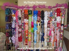 Craft Show Display Ideas