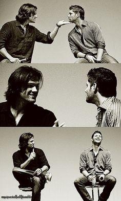 I love them.
