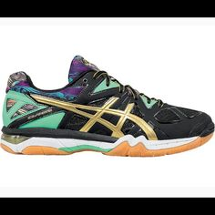 mizuno mens running shoes size 9 youth gold toe jump xl