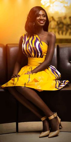 WOODIN LAUNCHES ™Love Of Fashion in Africa VALENTINE COLLECTION, DISCRETION DE WOODIN! - Woodin