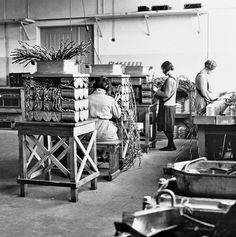 Siemens Schweiz, Fertigung, 1920