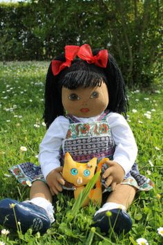 Intermediate Category - Baby Dolls - 2014 Cloth Doll Challenge - Doll Net