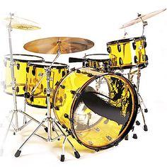 Listen to Sound Files of Ludwig's Vistalite Jason Bonham Zep Kit Modern Drummer, Ludwig Drums, Drums Beats, Vintage Drums, John Bonham, Drummer Boy, How To Play Drums, Drum Kits, Music Stuff