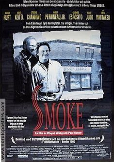 Smoke 1995 poster William Hurt