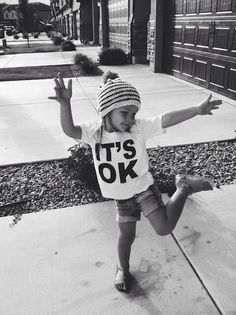 it ok! Cool kids fashion look Cool Baby, Baby Kind, Baby Baby, Little People, Little Ones, Little Girls, Fashion Kids, Swag Fashion, Cute Kids