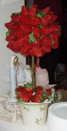 How to : Strawberry Tree