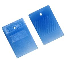 Pacesetter 100-Pack 1-in W x 1-in L 3//16-in Blue Plastic Tile Spacer