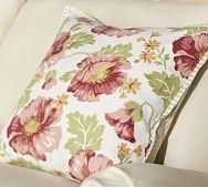 Arlene Floral Pillow Cover