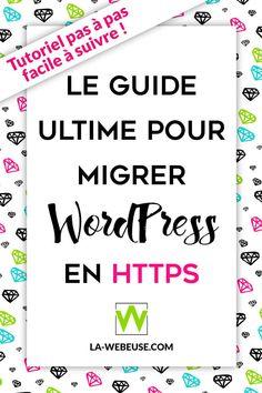 Comment passer son site WordPress en HTTPS ? Site Wordpress, Wordpress Plugins, Wordpress Theme, Site Vitrine, Creation Site, Creer Un Site Web, Seo Software, Le Web, Digital Marketing