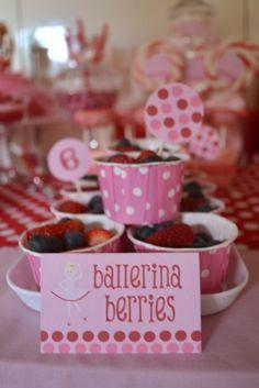 """Photo 27 of 33: Ballerina / Birthday """"Prima Ballerina"""""""