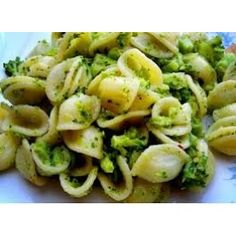 Lemon Olive Oil Orecchiette with Broccoli Rabe Recipe